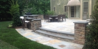 Norwegian-Buff-Quartzite-patio-Upper-Saddle-River-NJ-15