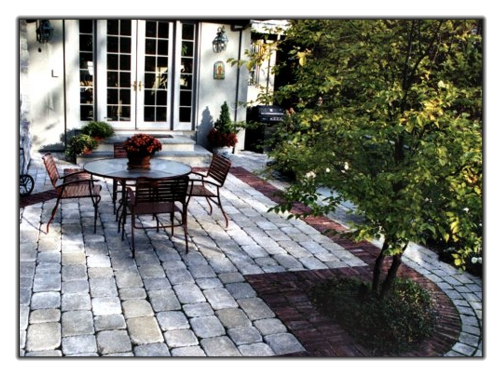 Custom Patio Jobs in New Jersey Stonetown Construction