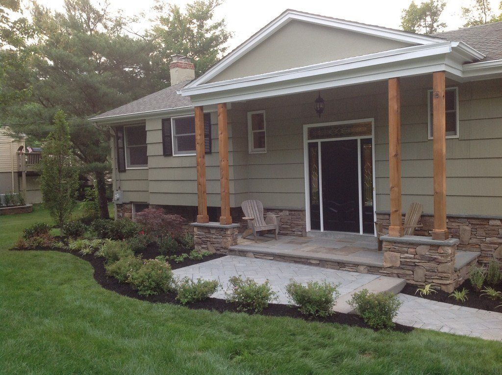 Stone Veneer Siding On West Milford Nj Home Stone Veneer