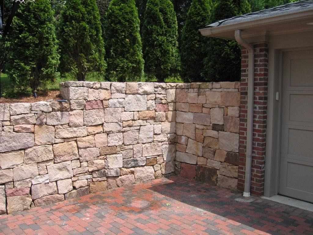 Retaining Wall Contractors : Custom retaining walls wall construction new jersey