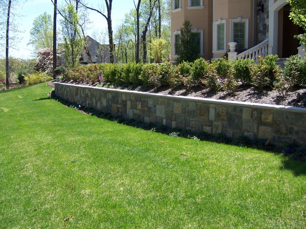 Custom Retaining Walls Wall Construction New Jersey